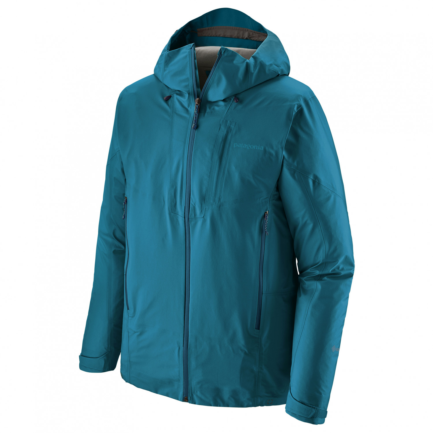 new product 9ab32 8041a Patagonia - Ascensionist Jacket - Regenjacke - Peppergrass Green | S