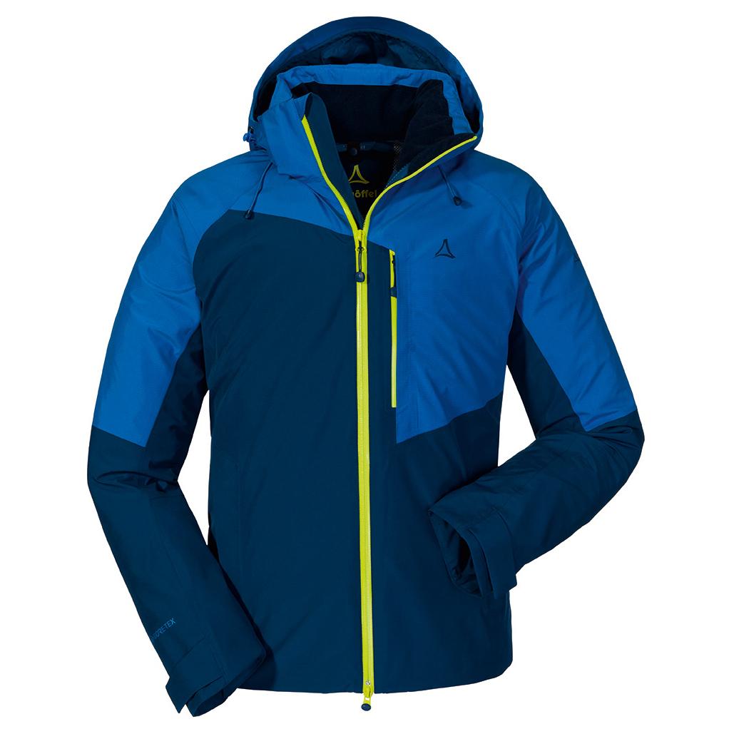release date: pick up get online Schöffel - Jacket Padova 3 - Waterproof jacket - Tangerine Tango   46 (EU)