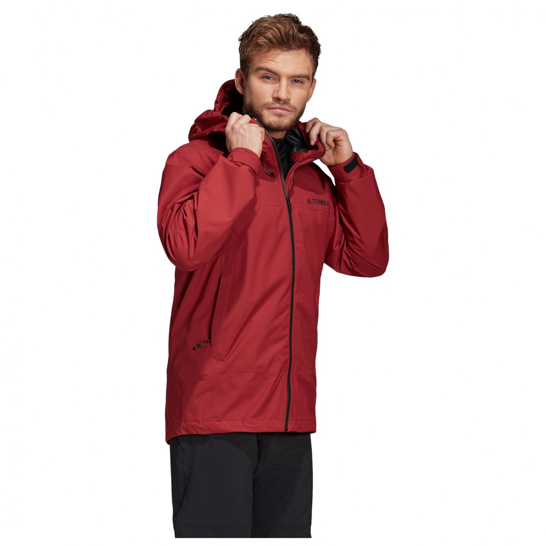 Adidas Swift Rain Jacket Regenjacke Herren online kaufen