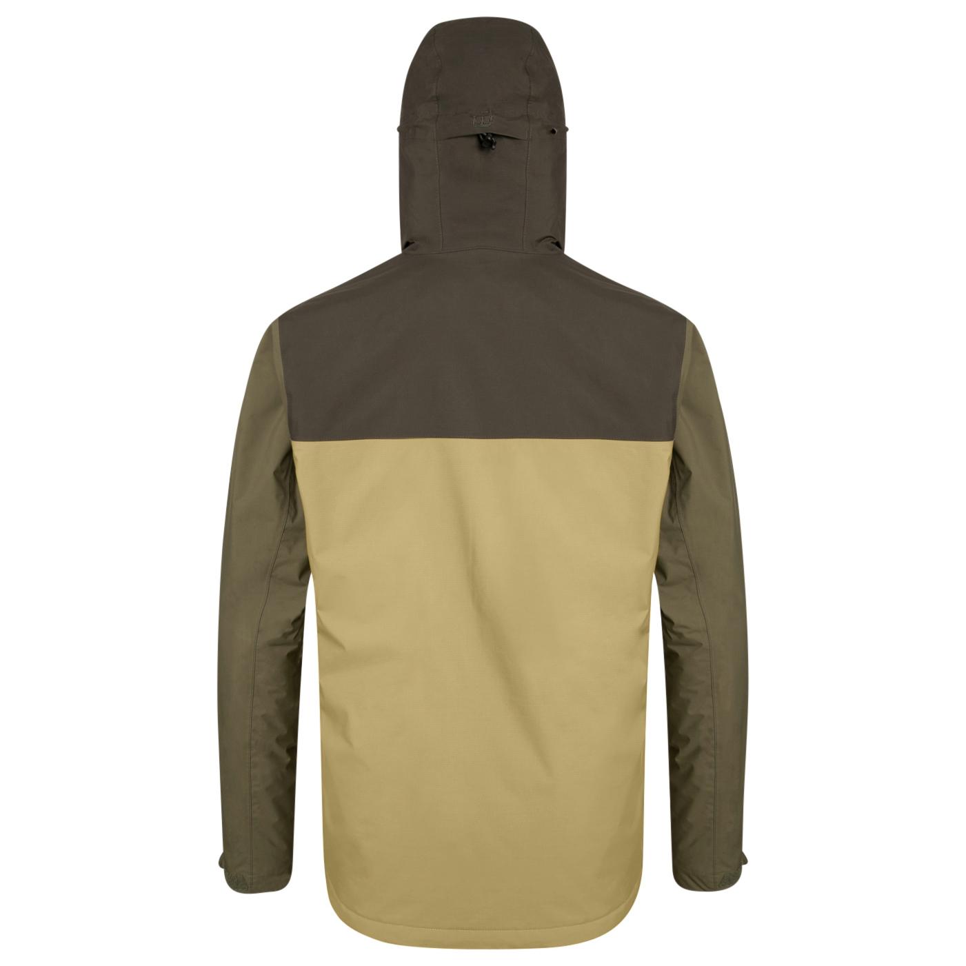 Berghaus Mens Deluge Pro 2.0 Waterproof Long Sleeve Shell Jacket