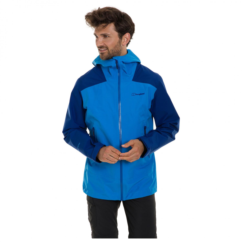 Berghaus Paclite Peak Vent Shell Jacket Regenjacke Herren