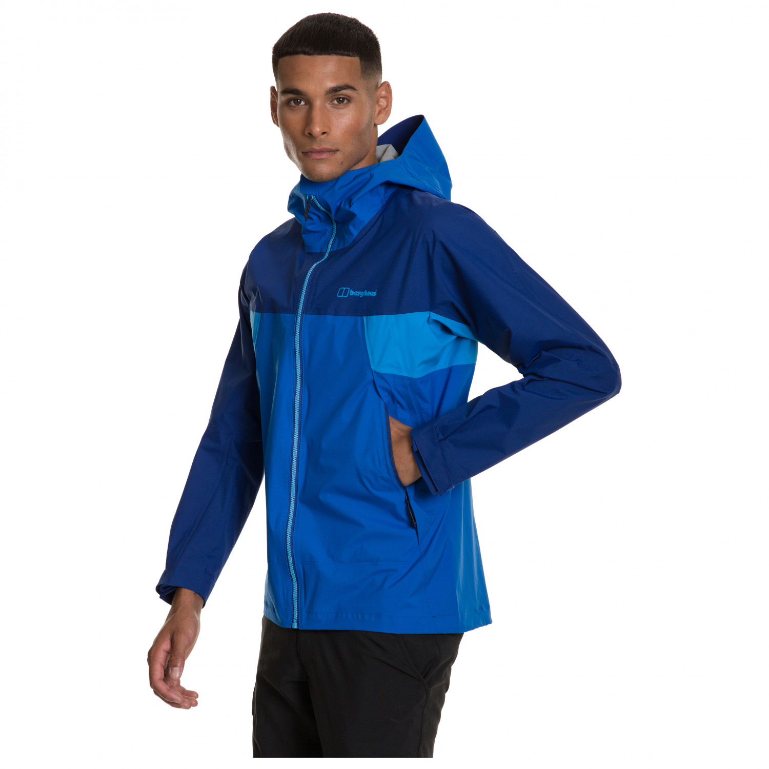 Berghaus Mens Sky Hiker Waterproof Shell Jacket