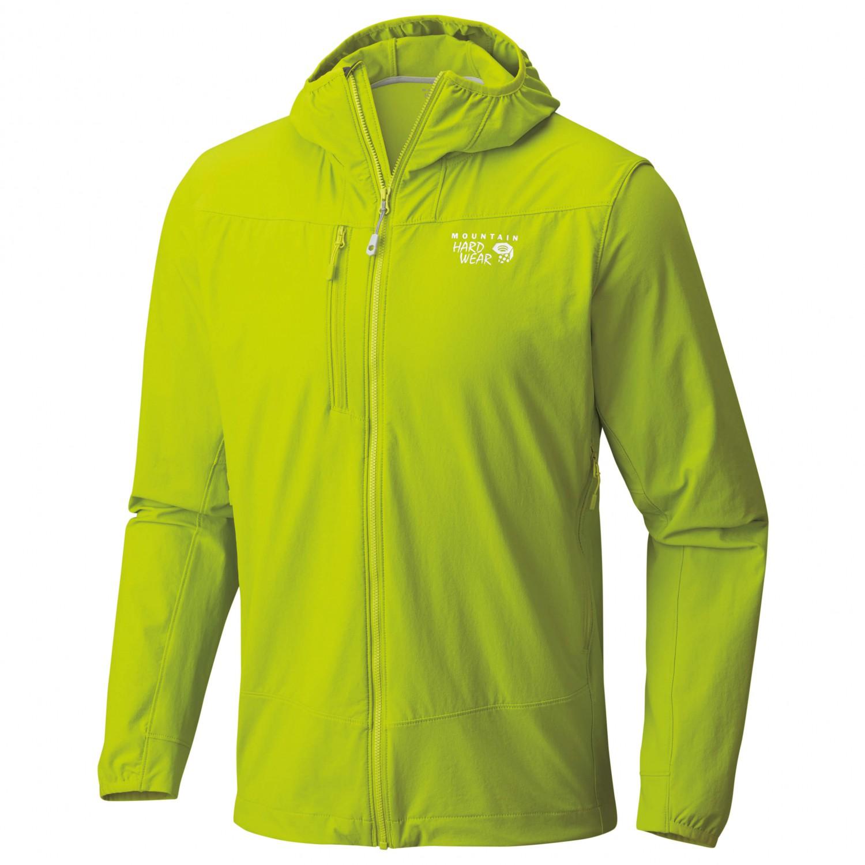 Mountain Hardwear Super Chockstone Hooded Jacket Softshelljacke