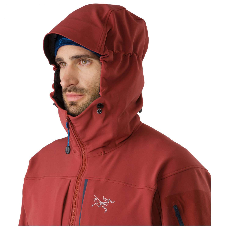 Eu Hoody Jacket Mx Softshell Men'sFree Arc'teryx Gamma tCxshdrQ