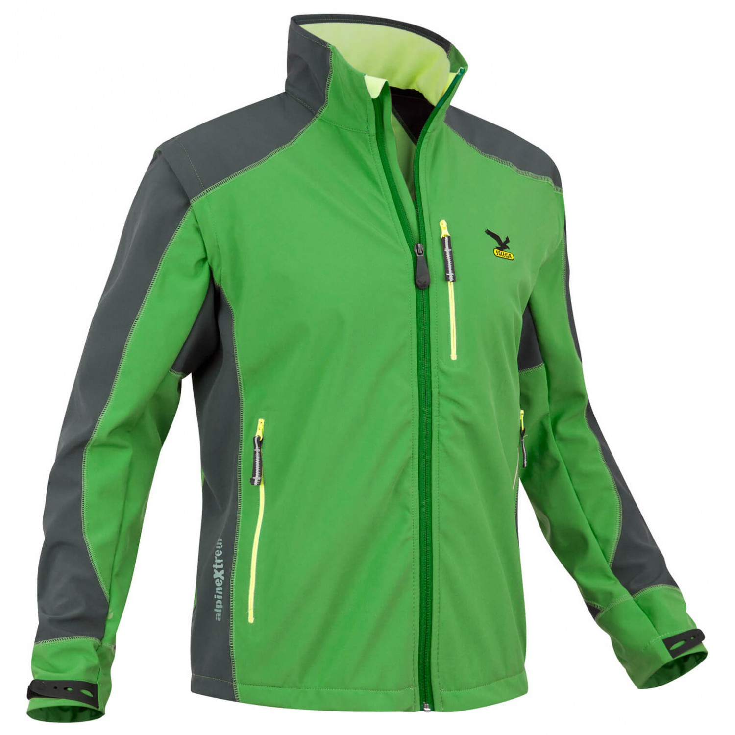 low priced 1e7b5 6dcc8 Salewa - Kabru SW 2/1 Jacket - Softshelljacke