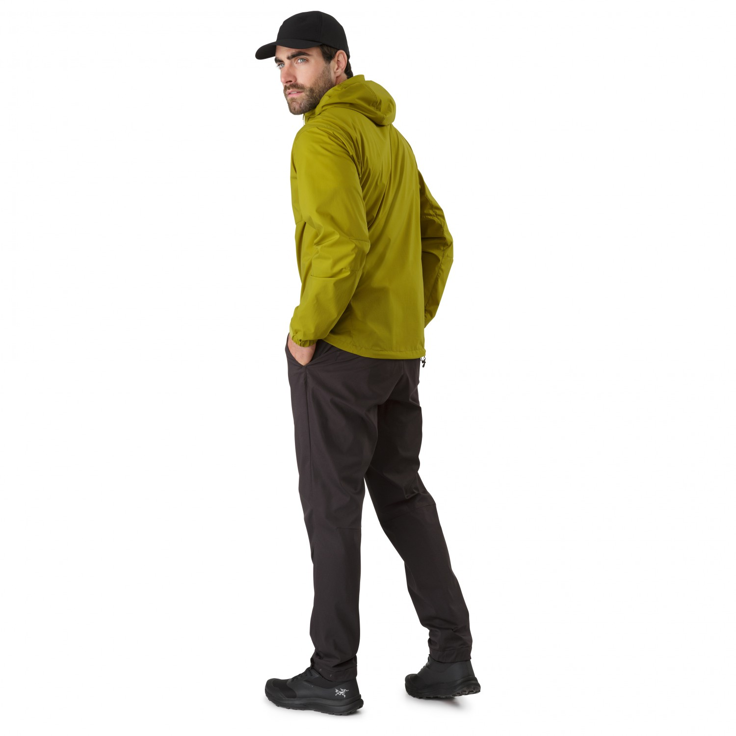 squamish men Squamish hoody - extremely light and compressible, this hooded windshell features ultralight minimalist construction and stows in the chest pocket for maximum packability made with a premium wind resistant fabric that has surprising strength and resilience, this very light layer provides simple.