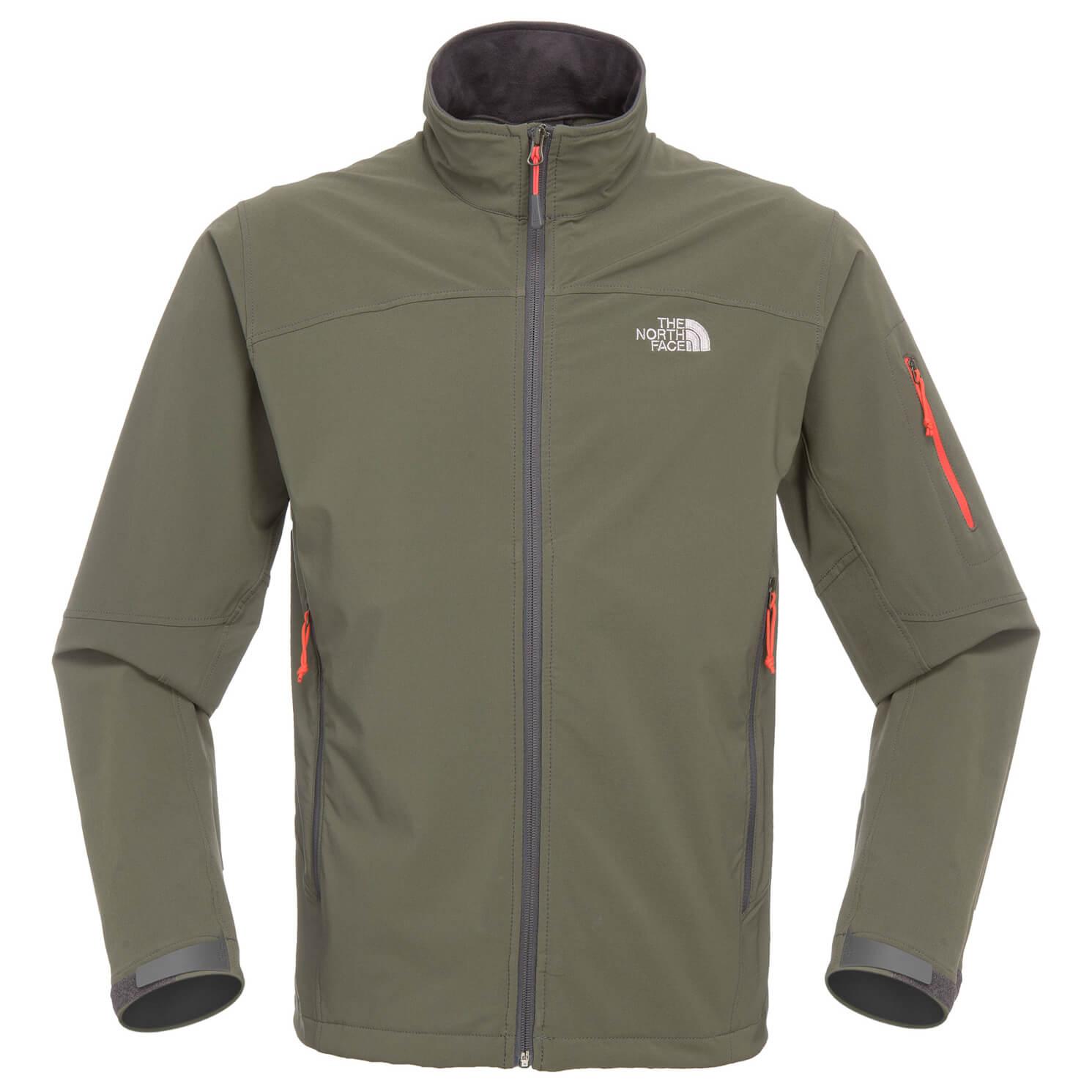 Jacket jacket Ceresio The Softshell North Face PkZTiOXu