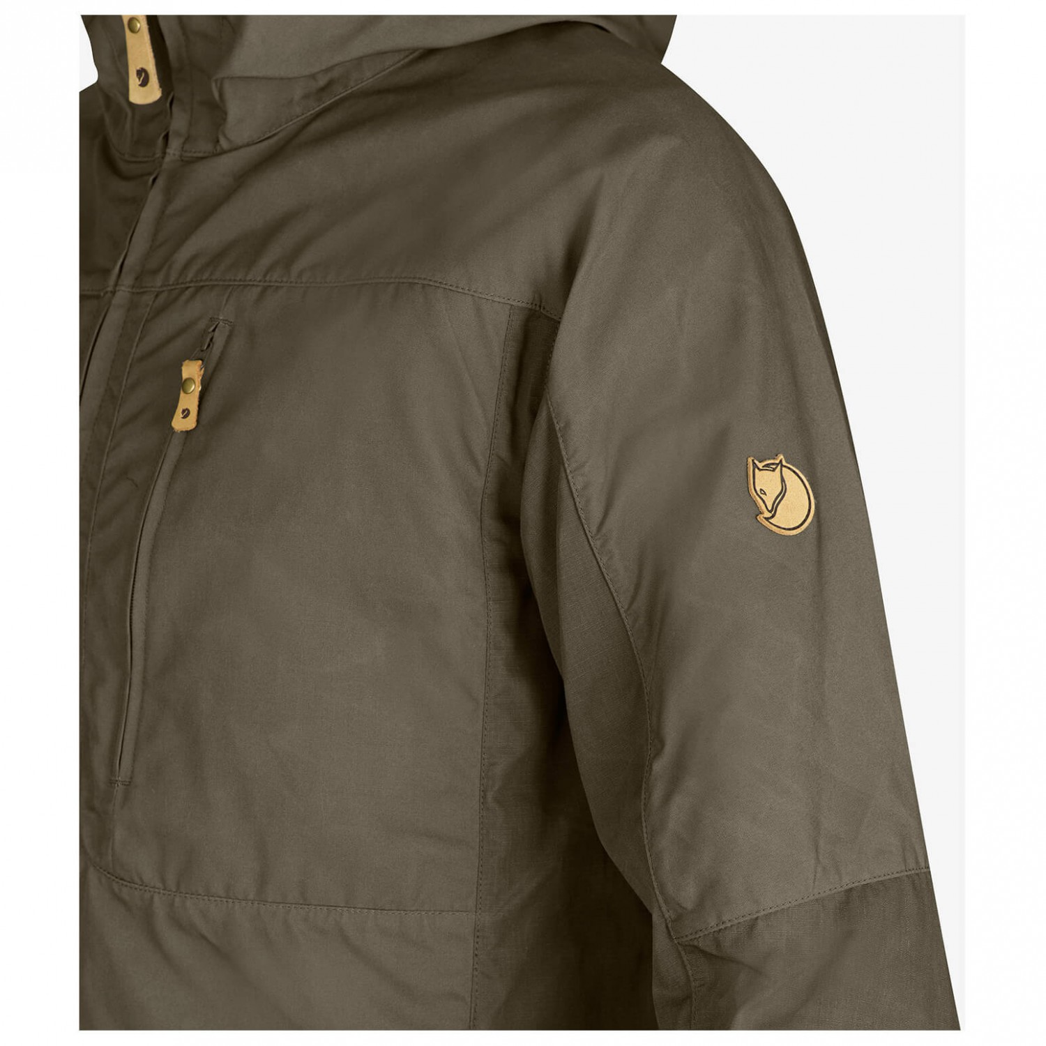 huge selection of 7fa90 afcf7 Fjällräven - Sten Jacket - Freizeitjacke - Dusk | S