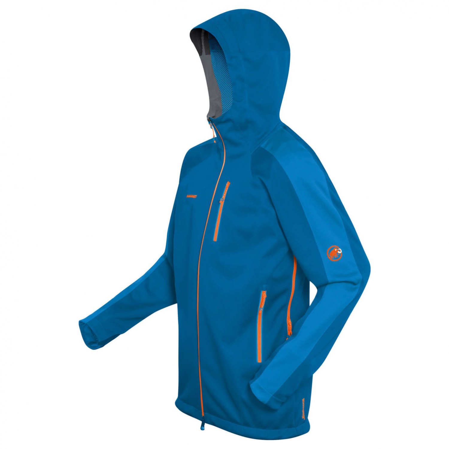 detailed pictures b8503 ea937 Mammut - Ultimate Nordpfeiler Jacket - Softshelljacke