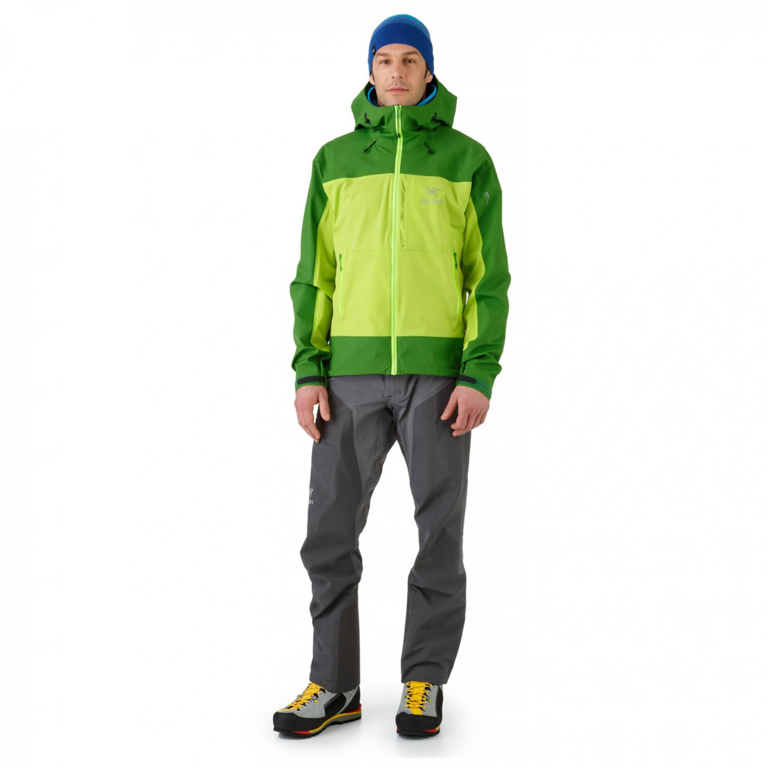 863fd9c3351 ... Arc teryx - Alpha Comp Hoody - Softshell jacket ...