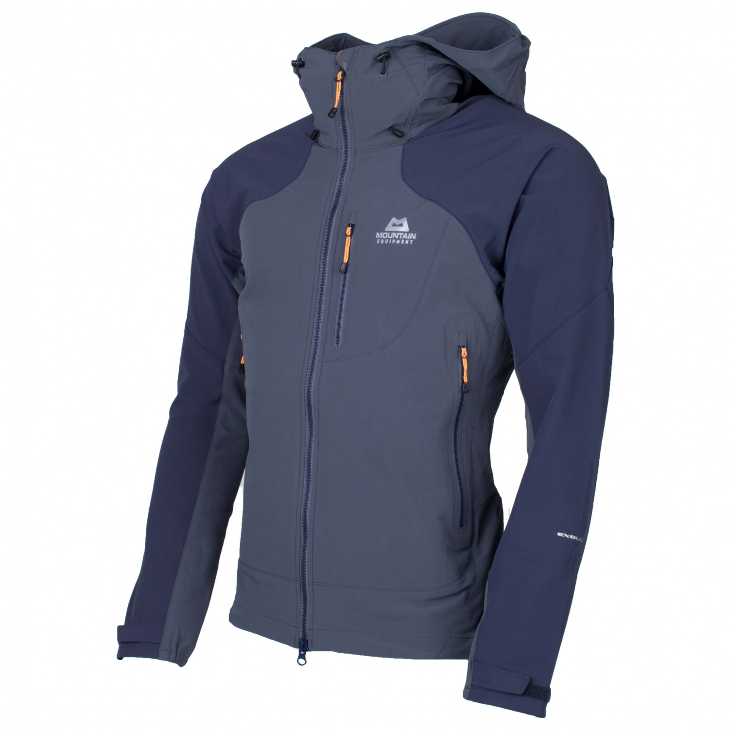 a0f40ff2a630fe Mountain Equipment Frontier Hooded Jacket - Softshell Jacket Men's ...