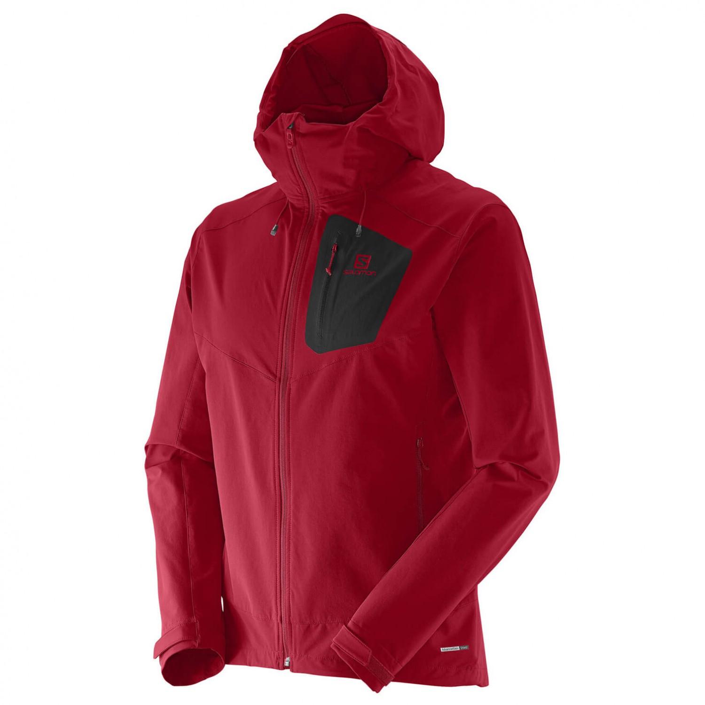 new products 5e298 5a5f2 Salomon Ranger Softshell Jacket - Softshell jacket Men's ...