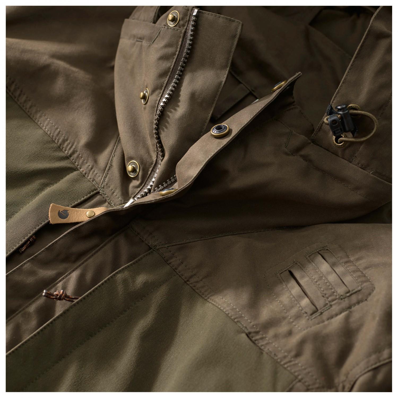 cheap for discount 149fe 6ff60 Fjällräven - Lappland Hybrid Jacket - Casual jacket - Dark Olive | M