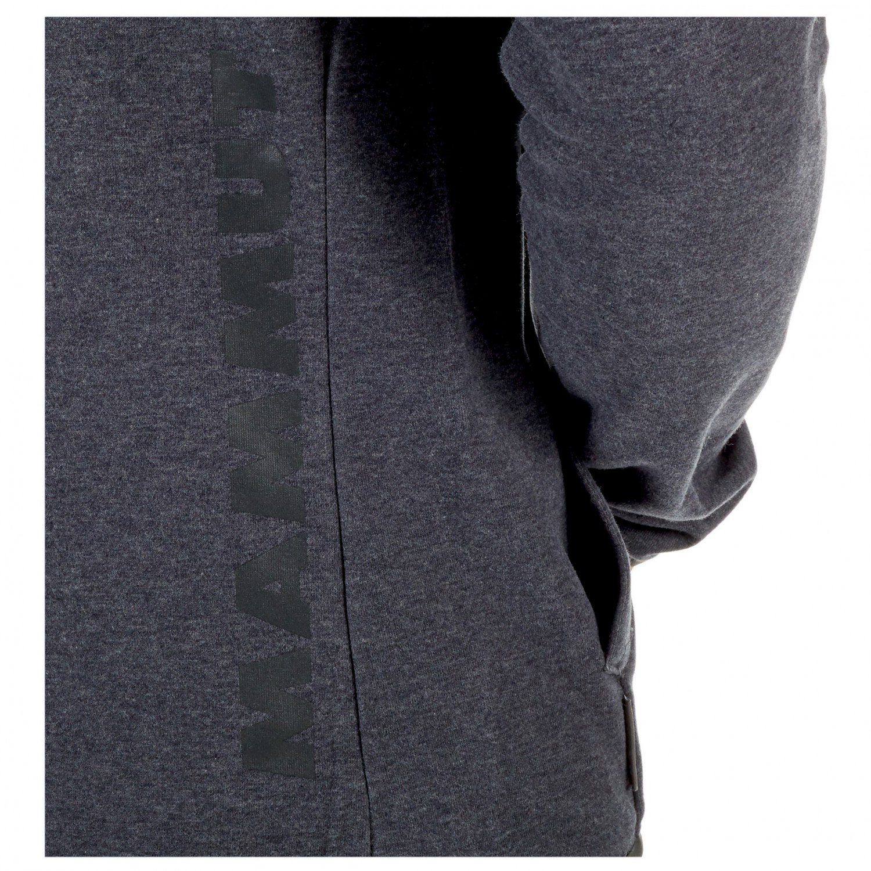 Mammut Logo Ml Hooded Jacket Casual Mens Free Eu Hoodie Jumper Cotton