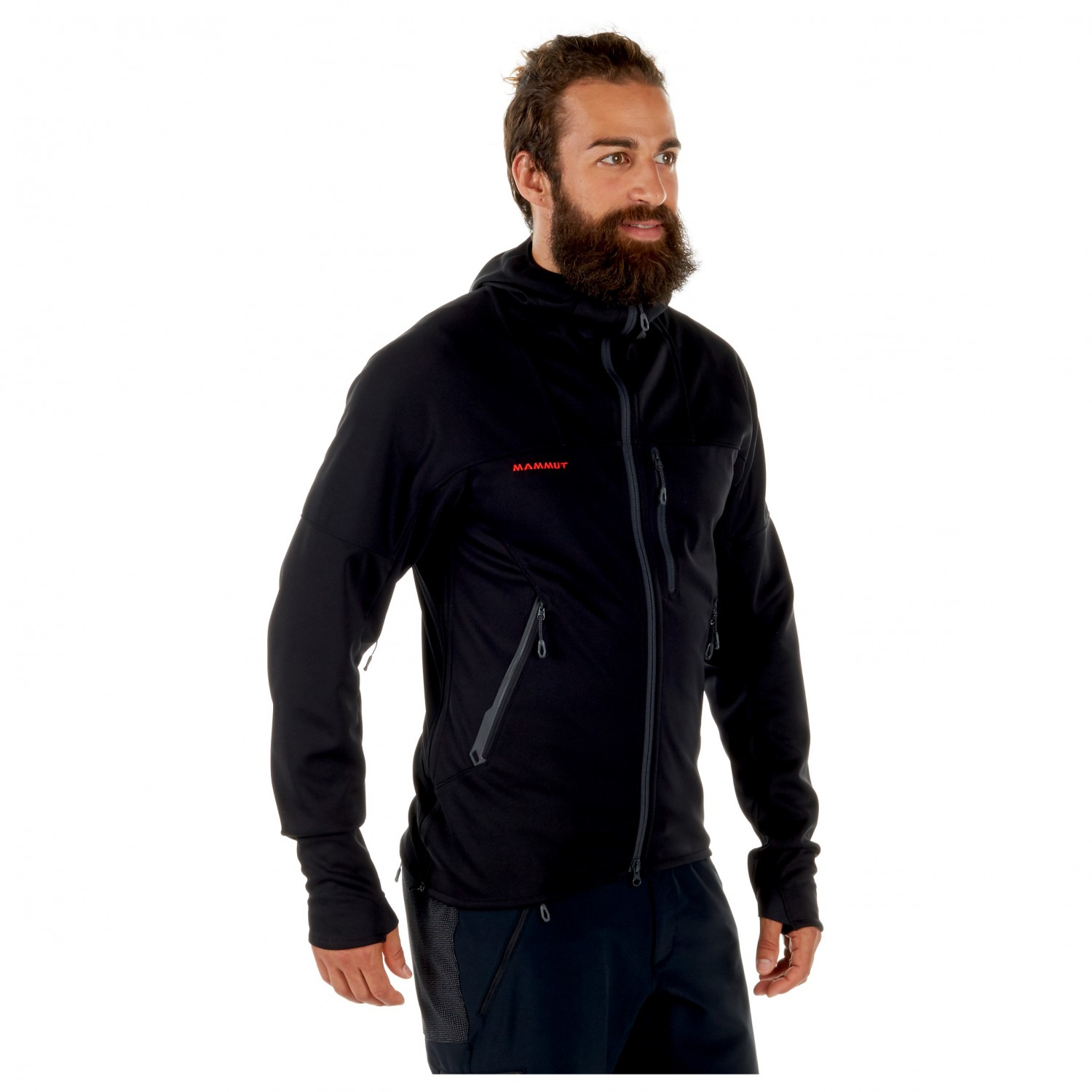 buy online 0f29e 2b4b4 Mammut - Ultimate Hoody Softshelljacke - Softshell jacket