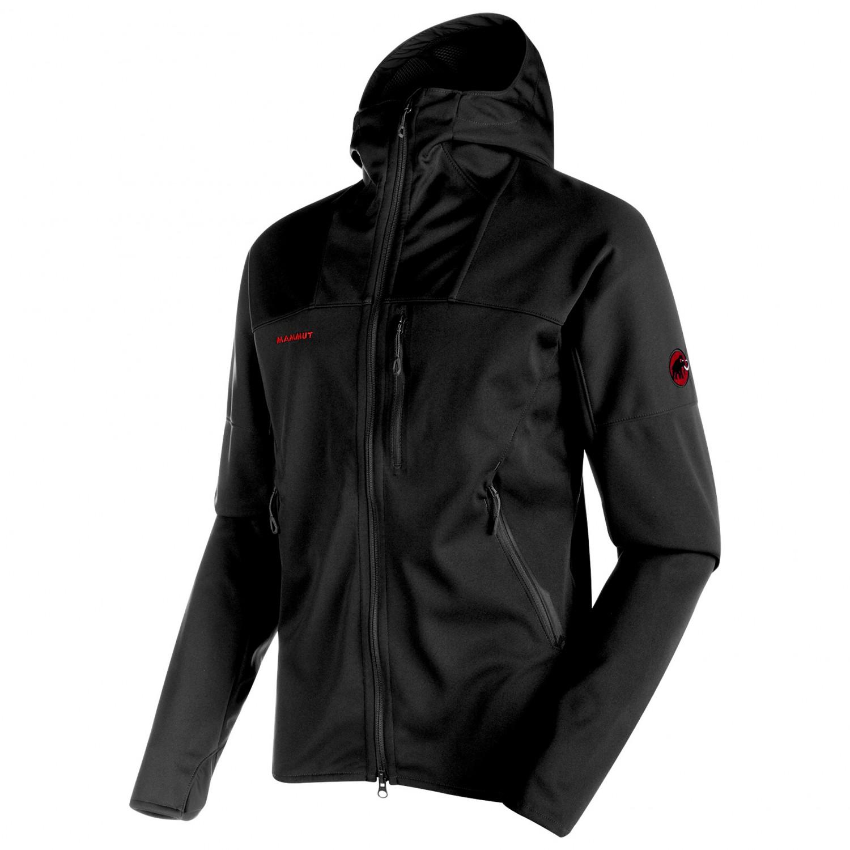 buy online 22c09 e98ba Mammut - Ultimate Hoody Softshelljacke - Softshell jacket