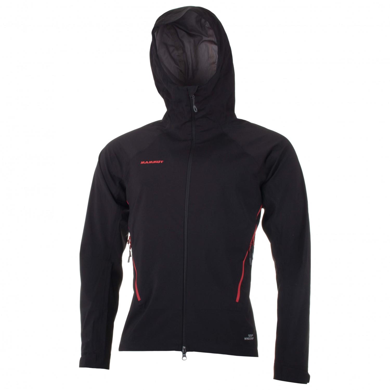 Discounter bekannte Marke großer Rabatt Mammut - Ultimate Alpine SO Hooded Jacket - Softshell jacket
