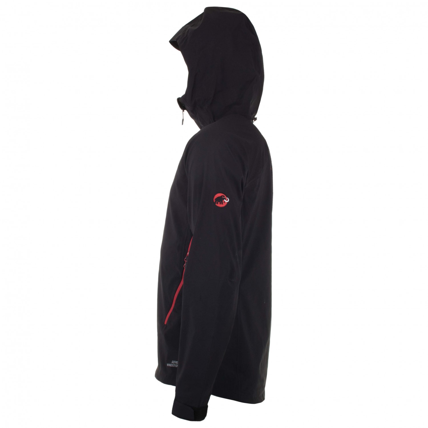 timeless design 0403c 606d0 Mammut - Ultimate Alpine SO Hooded Jacket - Softshelljacke
