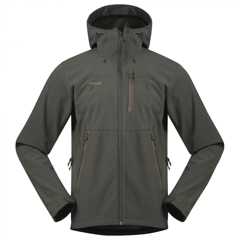 Selfjord Homme Veste Livraison gratuite softshell Bergans Jacket gnH68xdgq