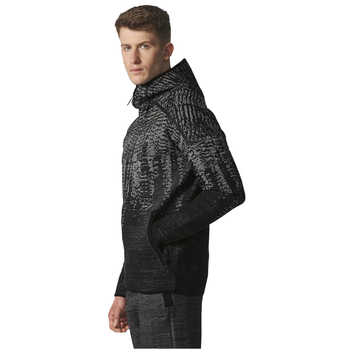 best supplier first look quality Adidas ZNE Pulse KN Hoody - Training jacket Men's   Buy online ...