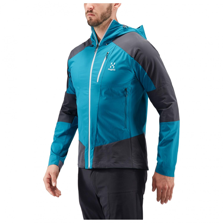 Haglöfs Skarn Hybrid Jacket Softshelljakke