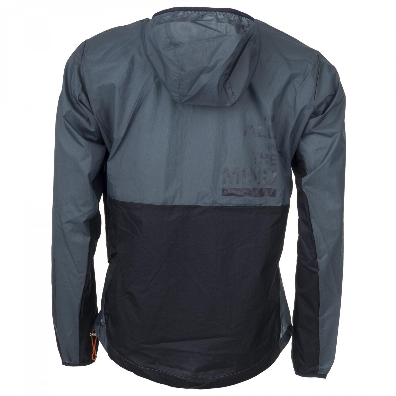 Parachute Jacket Grey