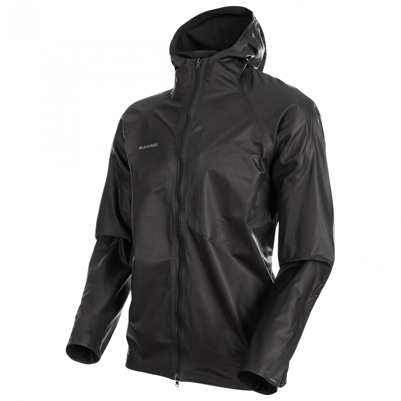 Bestbewertete Mode suche nach authentisch Online-Shop Mammut - Ultimate Pro So Hooded Jacket - Softshell jacket - Black | M