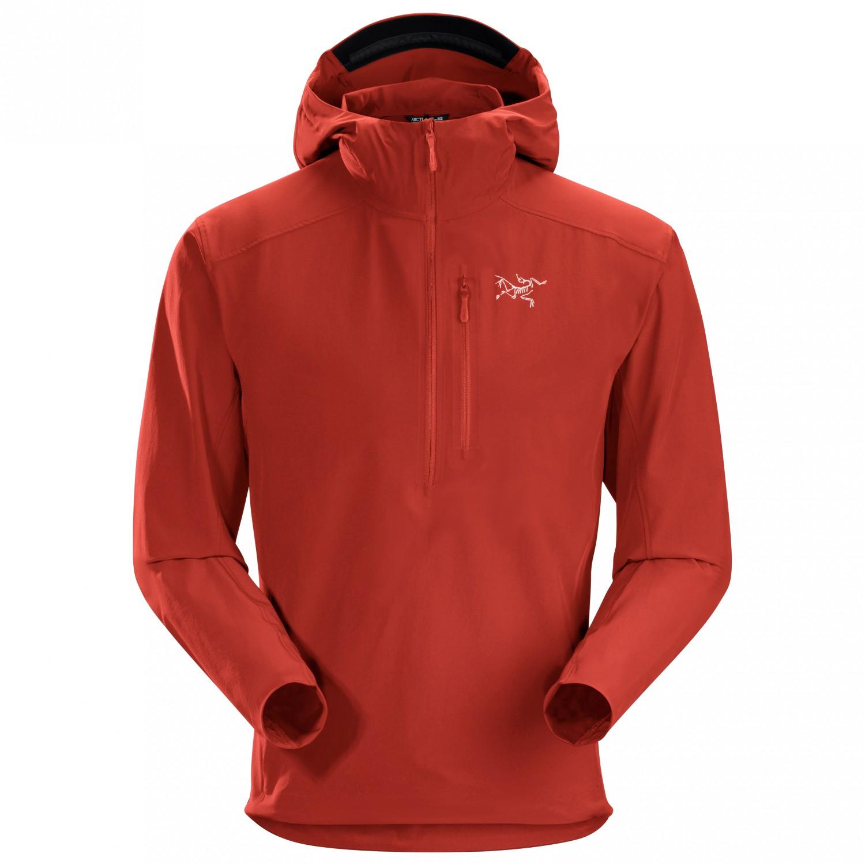 81c14b978d Arc'teryx Sigma SL Anorak - Softshell jumper Men's | Free EU ...