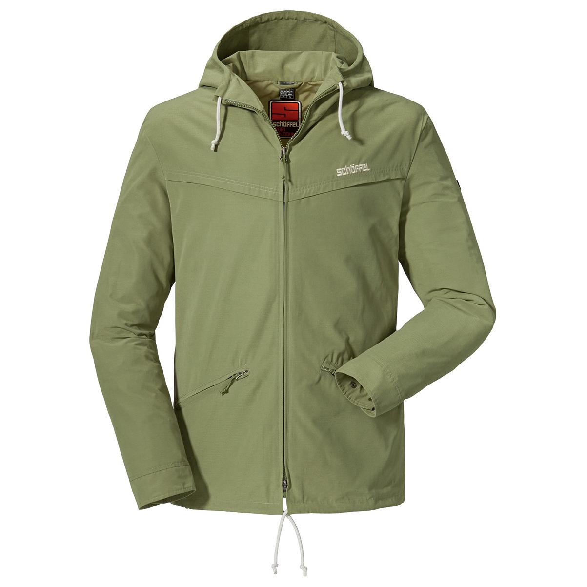 Schöffel Schöffel Jacket 1969 Freizeitjacke Loden Green | 50 (EU)