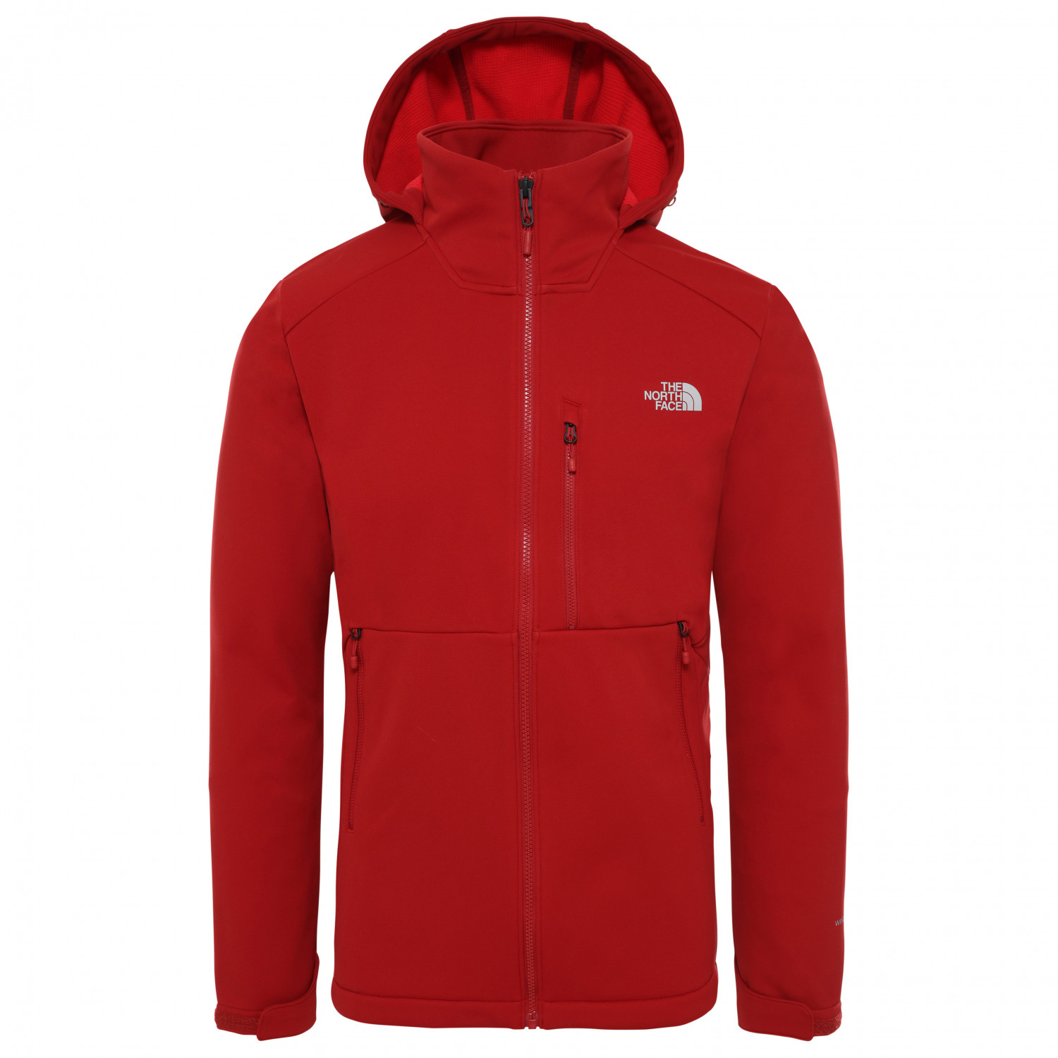usa cheap sale wide range cheap prices The North Face - Kabru Softshell Hooded Jacket - Softshelljacke - Cardinal  Red | S