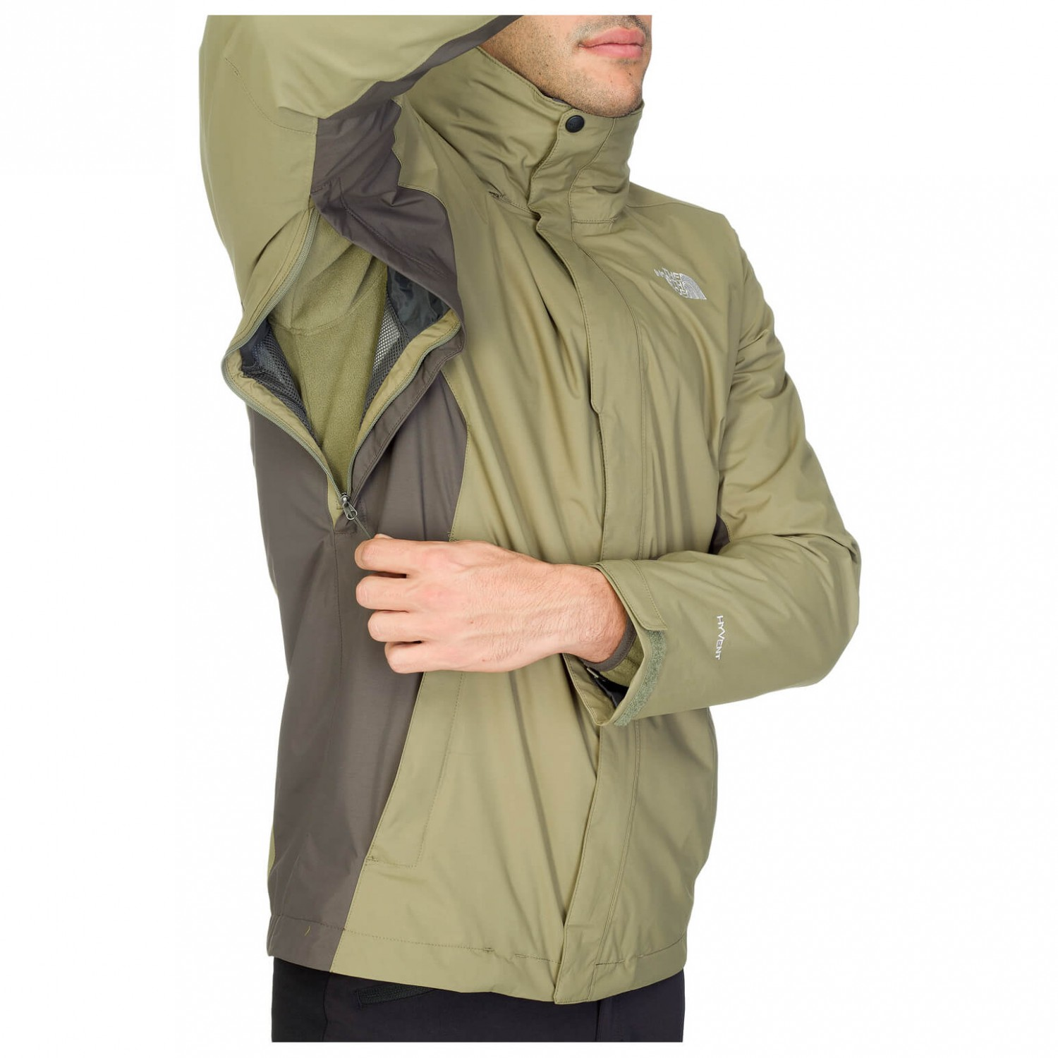 ... The North Face - Evolution II Triclimate - 3-in-1 jacket ... 2ea1c0a6982e