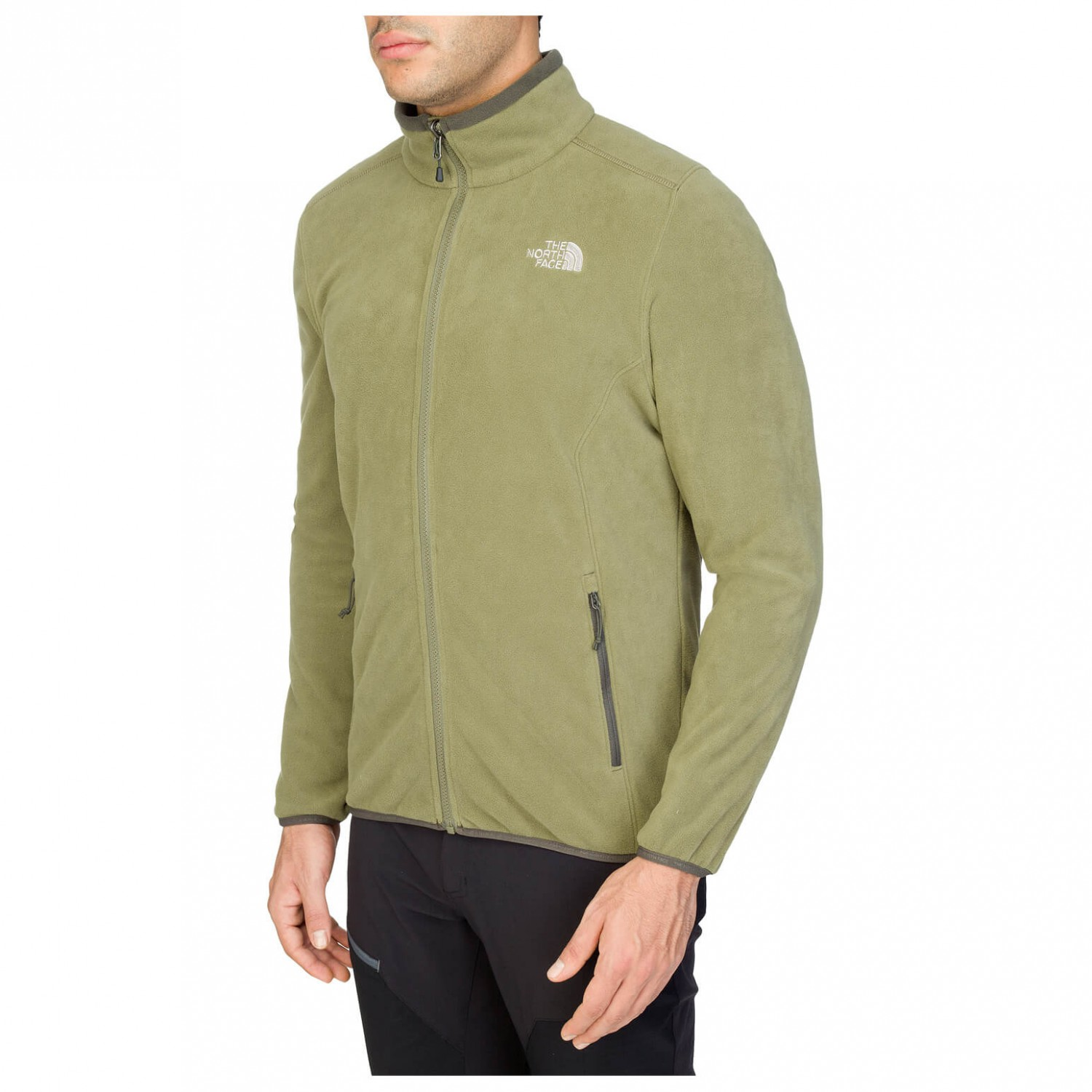 separation shoes c55d7 fcfda The North Face - Evolution II Triclimate - Doppeljacke - New Taupe Green /  TNF Black | XS