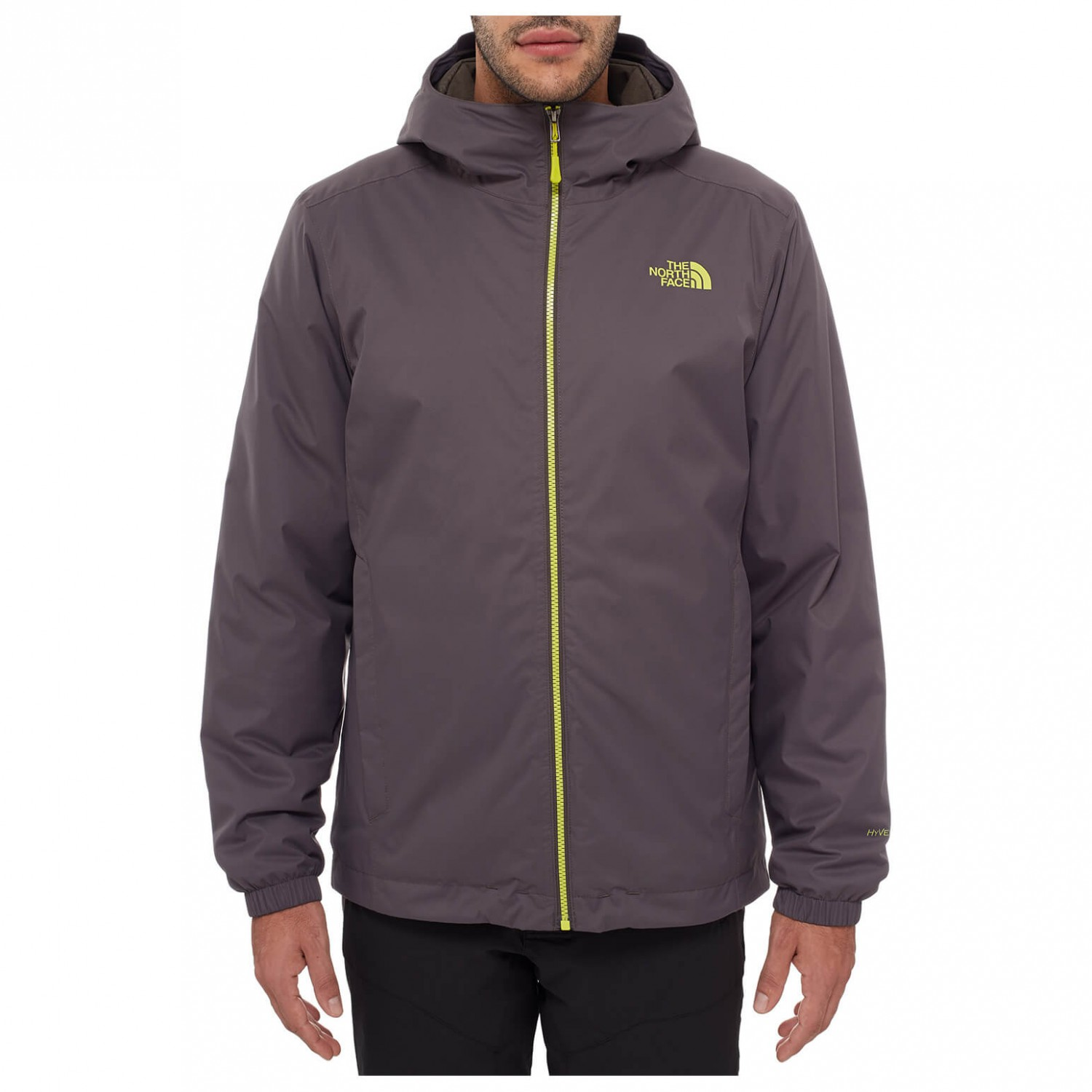 the north face quest insulated jacket winterjacke versandkostenfrei. Black Bedroom Furniture Sets. Home Design Ideas