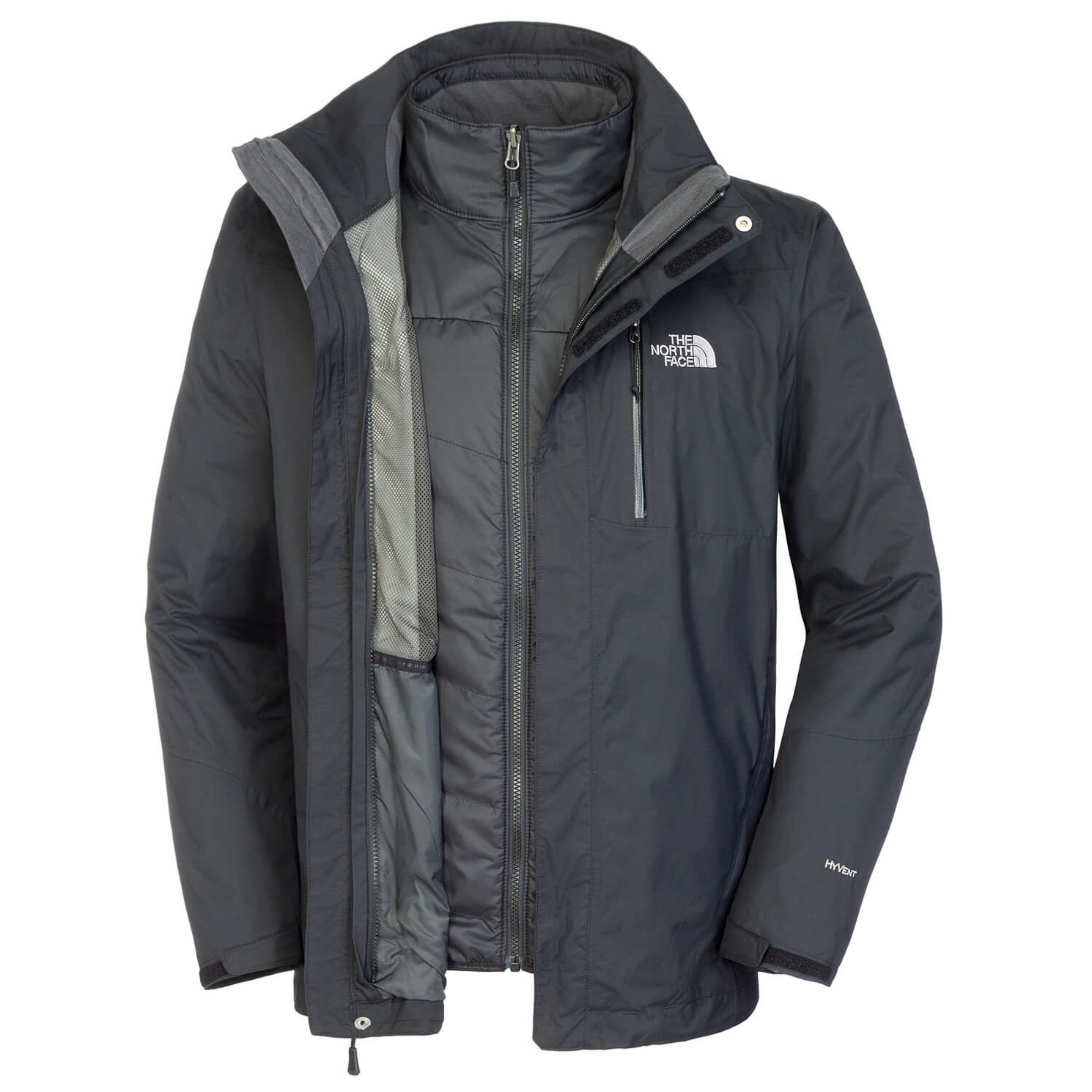 The North Face Solaris Triclimate Jacket 3 In 1 Jacket