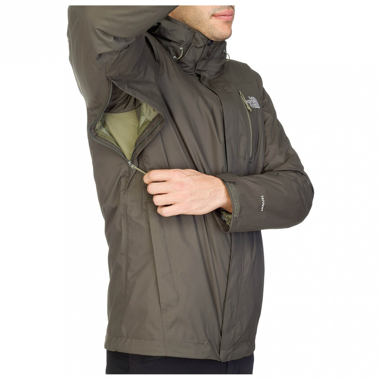 2e46f6463ec5 ... The North Face - Solaris Triclimate Jacket - 3-in-1 jacket ...