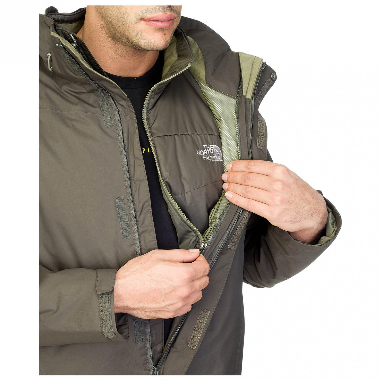 The North Face Solaris Triclimate Jacket Doppeljacke