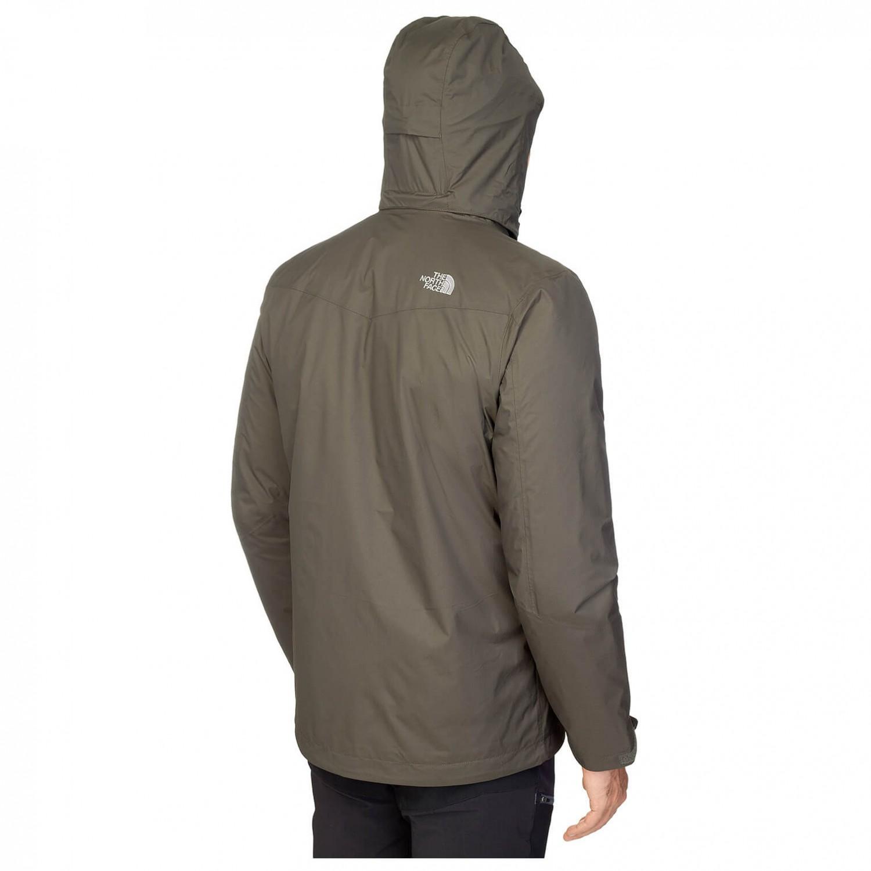 Veste The Triclimate Face North Solaris Combinée Jacket Homme avq6pwRvWx