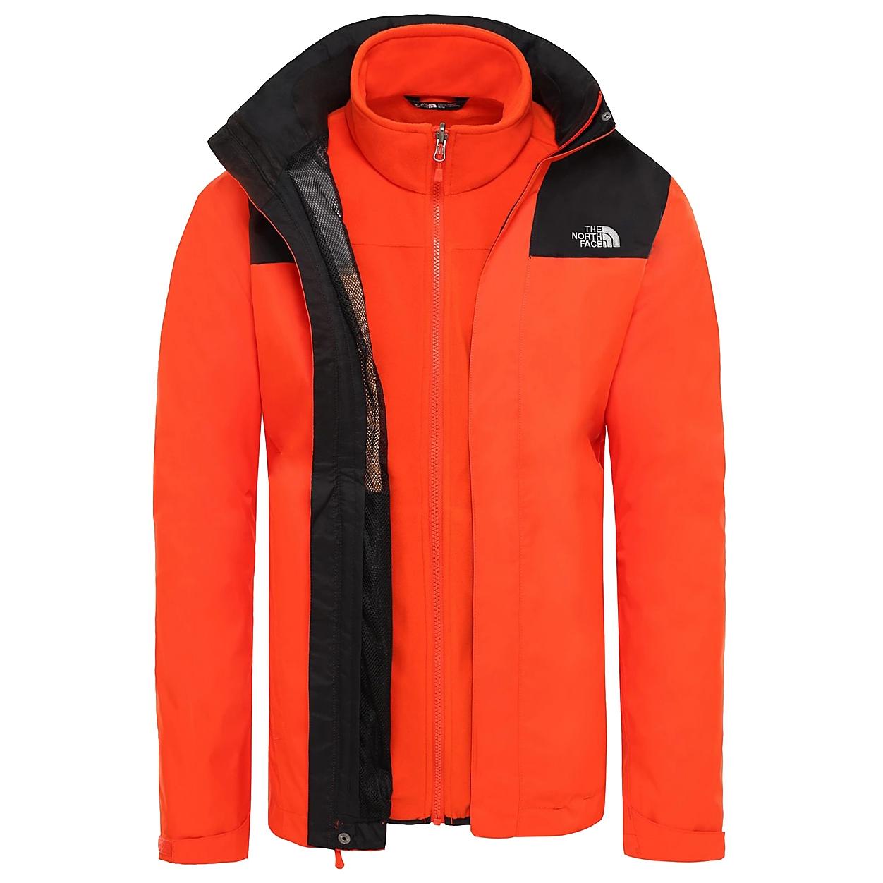 f7e98aff The North Face Evolve II Triclimate Jacket - 3 i 1-jakke Herre ...