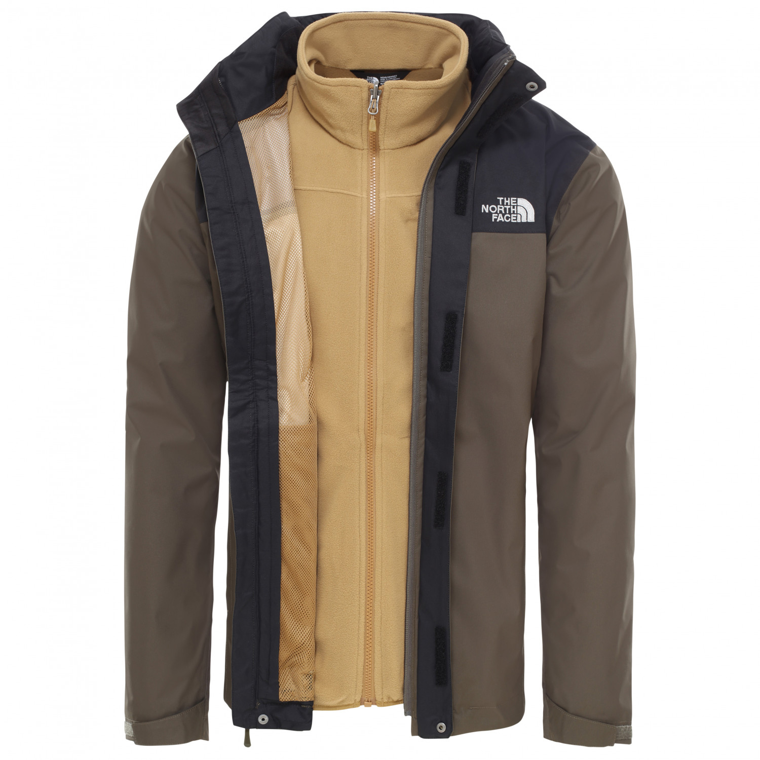 finest selection 5113b c3e9a The North Face Evolve II Triclimate Jacket - Doppeljacke ...