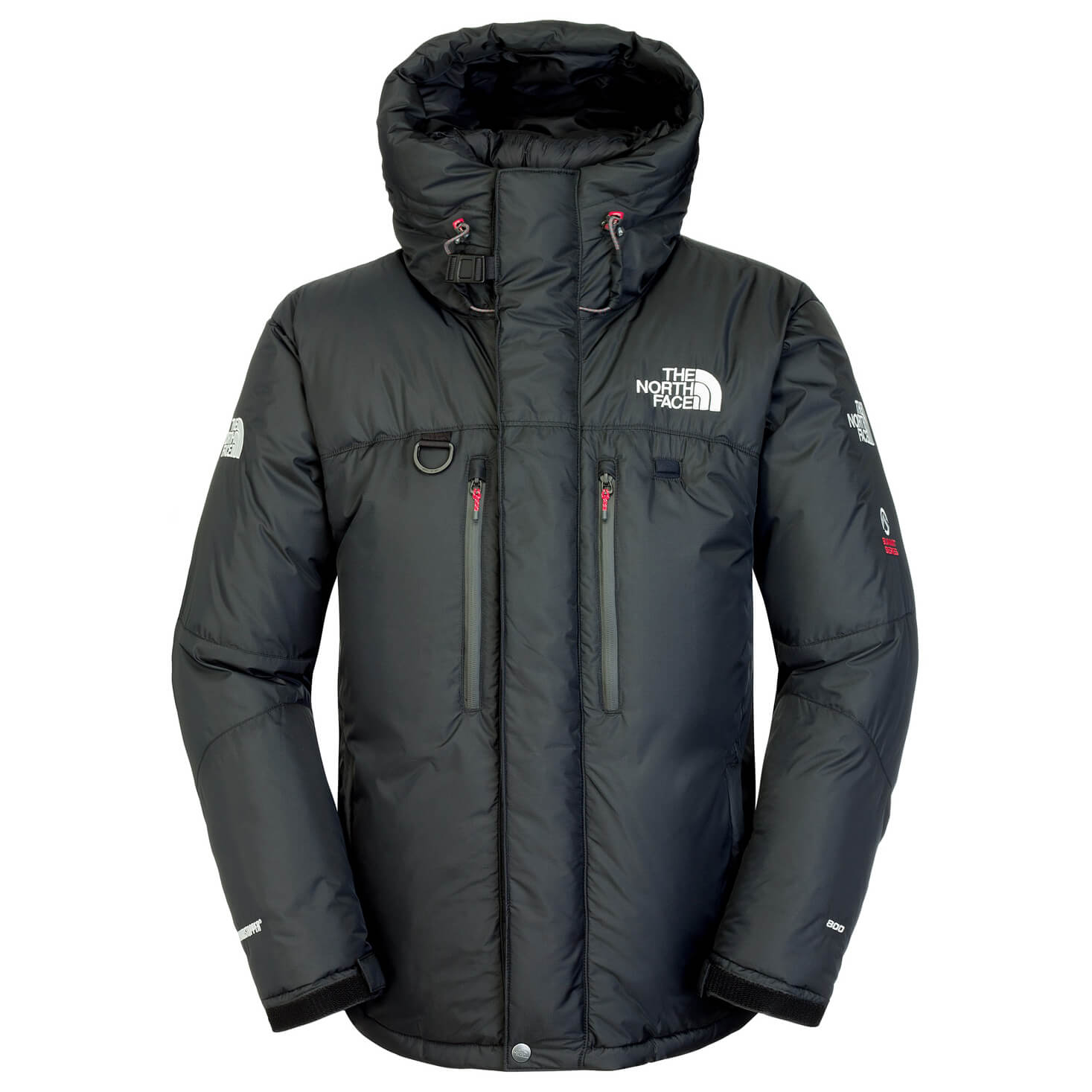 watch e5c40 1ca19 The North Face - Himalayan Parka - Daunenjacke - TNF Black | M