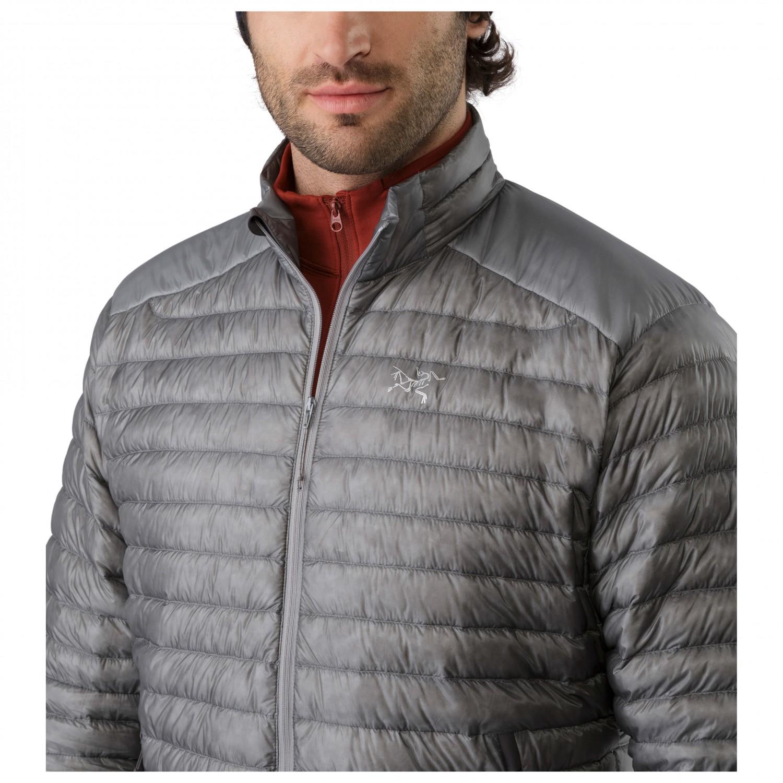 arcteryx down jackets
