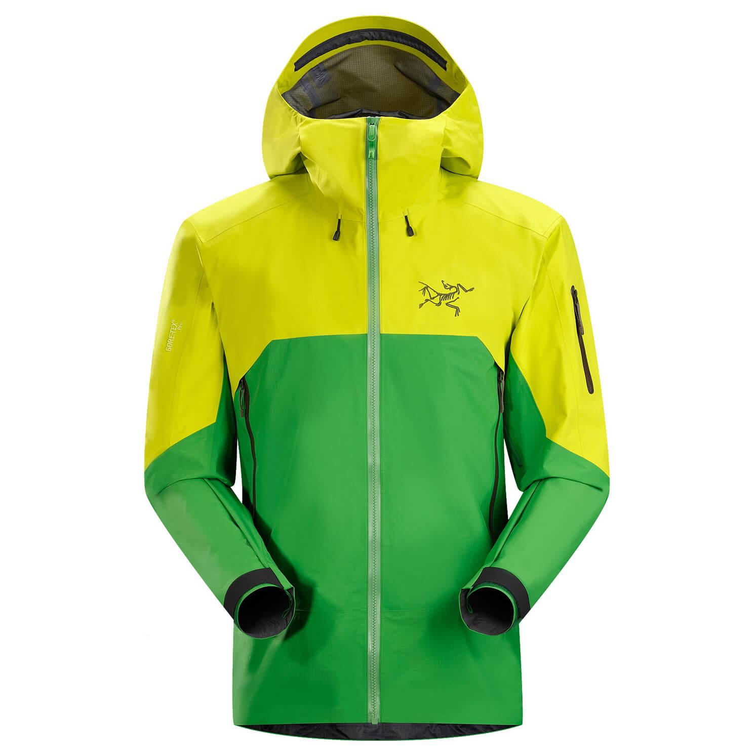 Arc'teryx Rush Jacket Skijacke