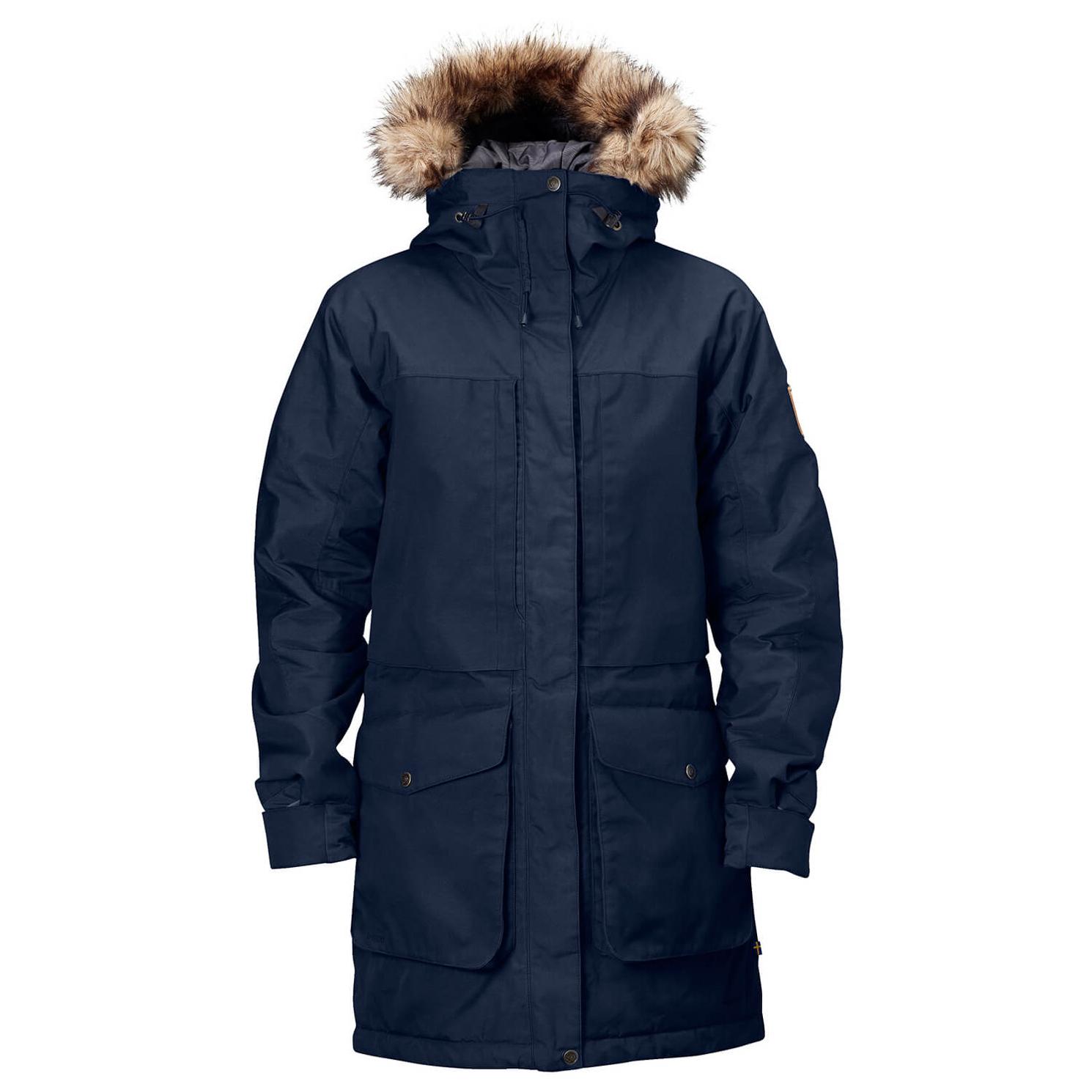 Fjällräven Barents Parka Winter jacket Dark Navy   S