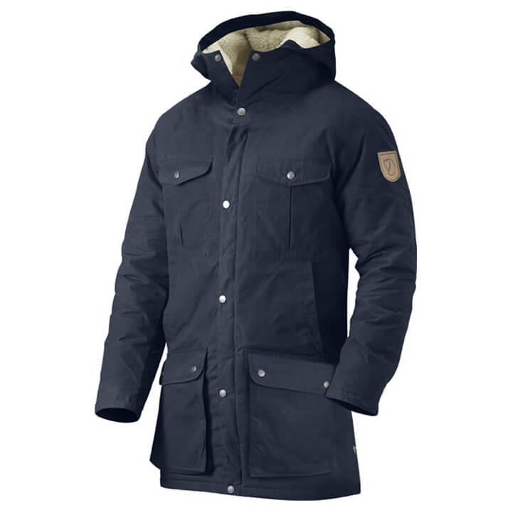 Fjällräven Greenland Winter Parka - Winter Jacket Men's | Free UK ...