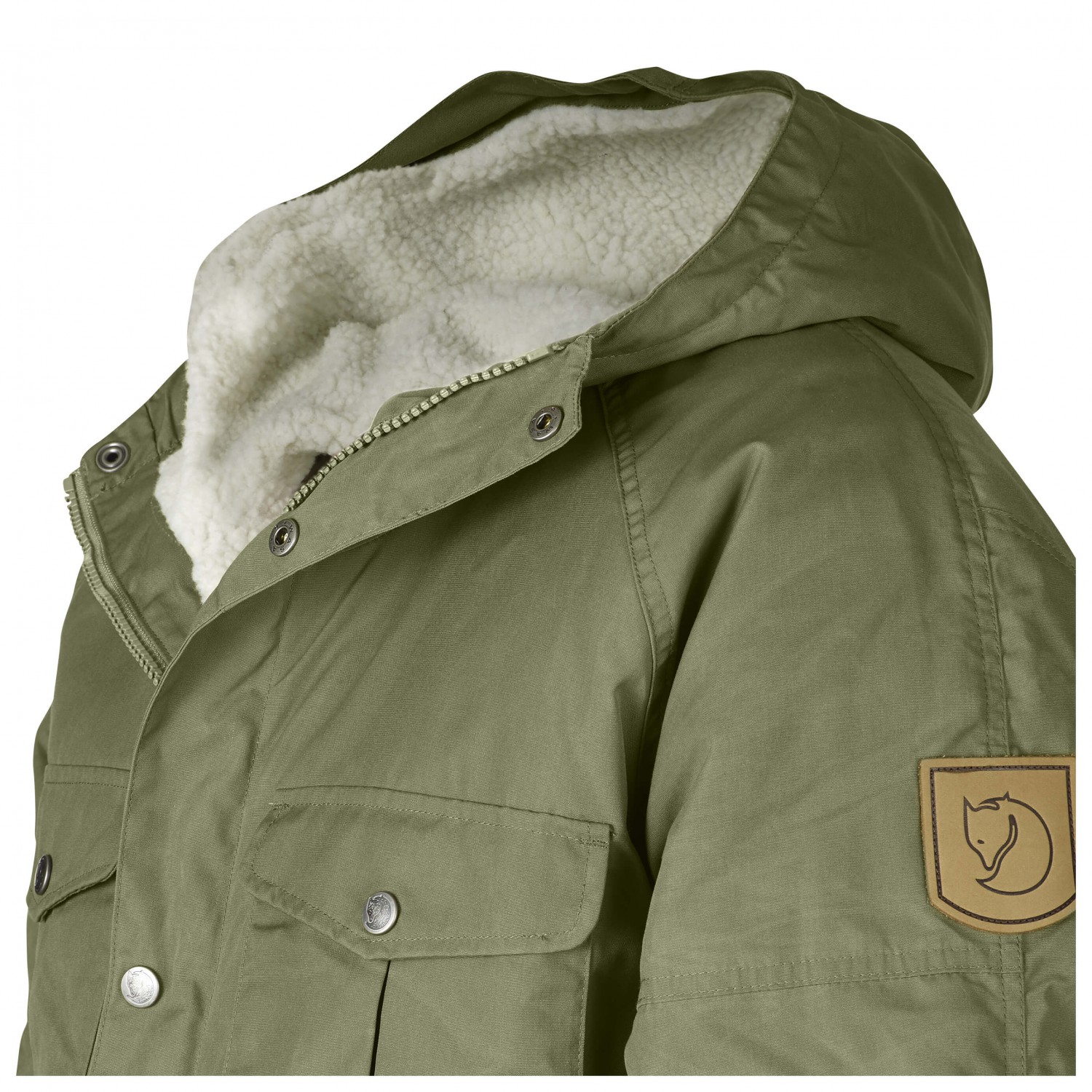 new product c7931 b684b Fjällräven - Greenland Winter Parka - Winterjacke