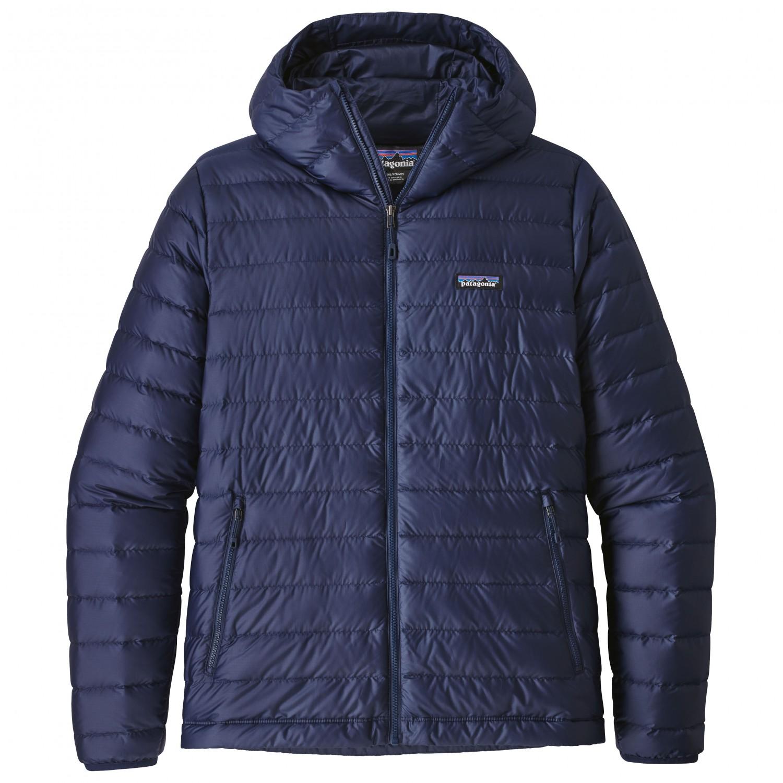 premium selection 86ae1 6ea5f Patagonia Down Sweater Hoody - Giacca in piumino Uomo ...
