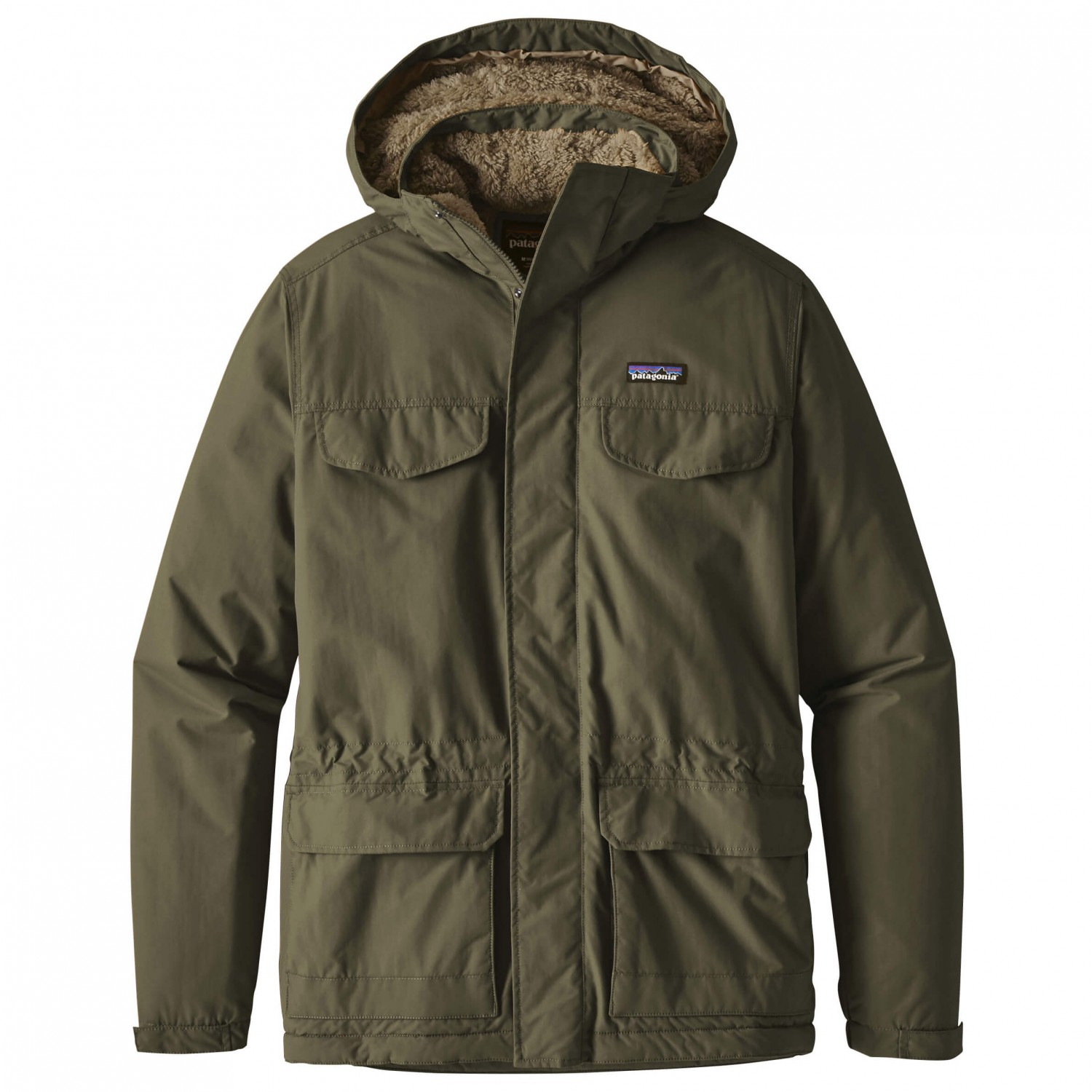 check out b771d 818a8 Patagonia Isthmus Parka - Giacca invernale Uomo | Porto ...