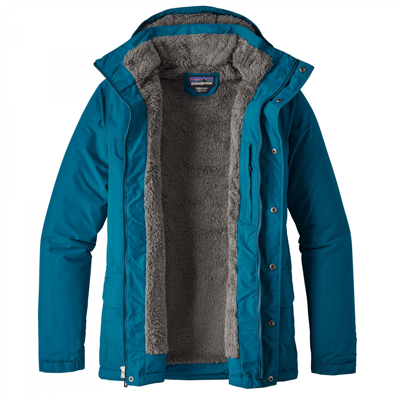 Parka Livraison Patagonia Homme Veste D'hiver Gratuite Isthmus R5U5qv