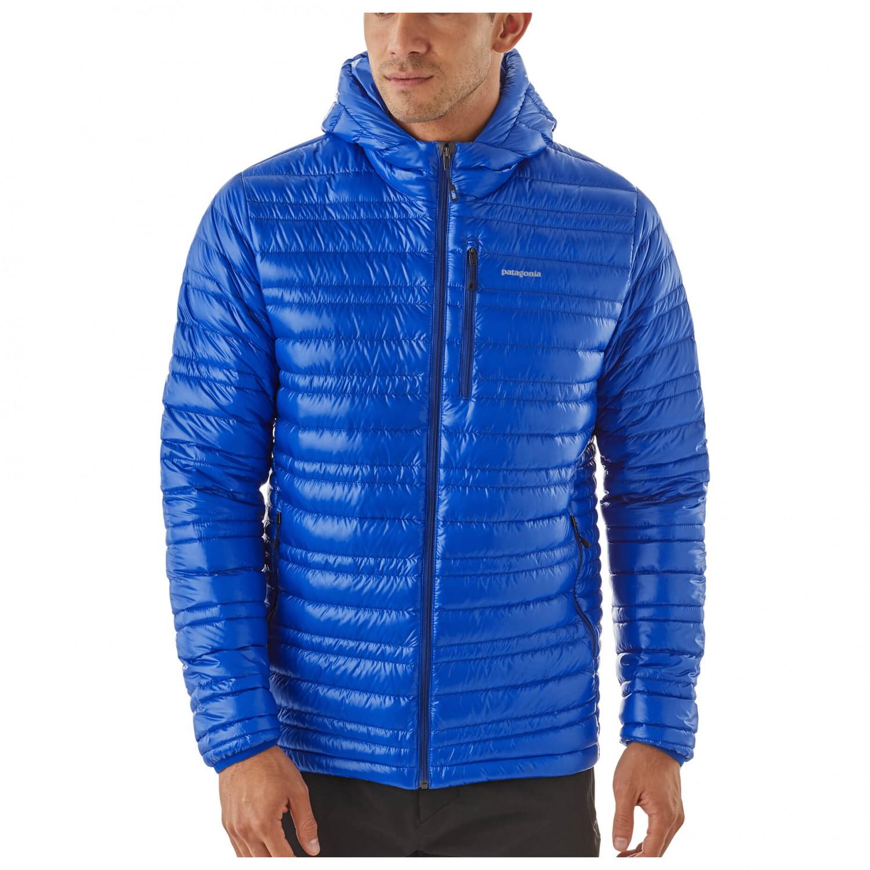 Patagonia ultralight down hoodie