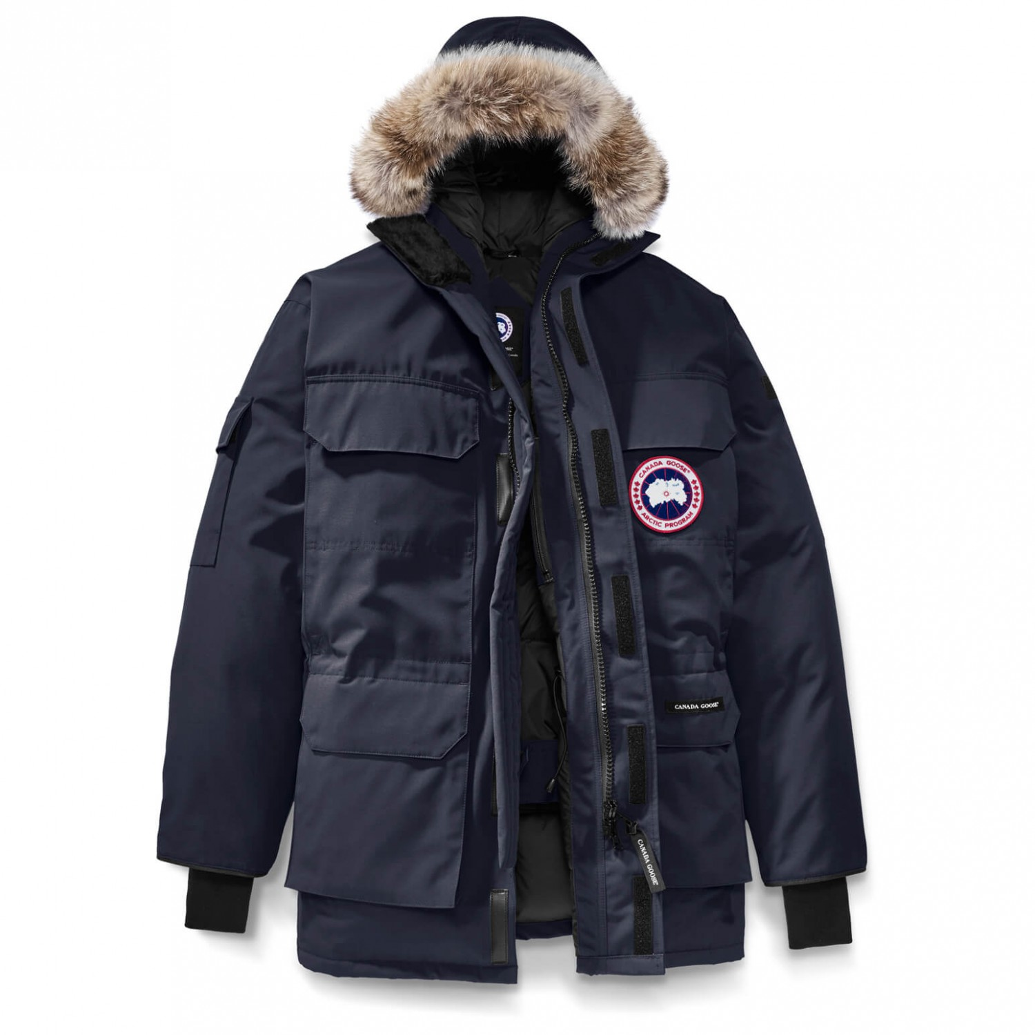how to clean your canada goose jacket